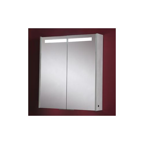 Phoenix Mercury Double LED Bathroom Cabinet