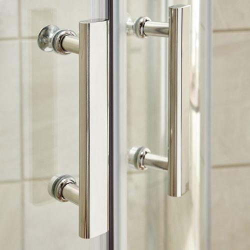 Pacific shower handle details