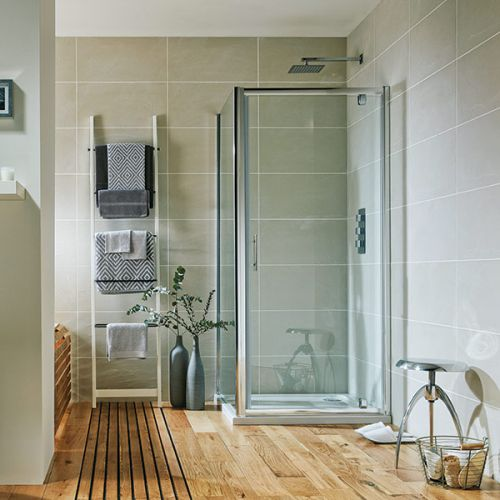 Shield VI Pivoting Shower Door