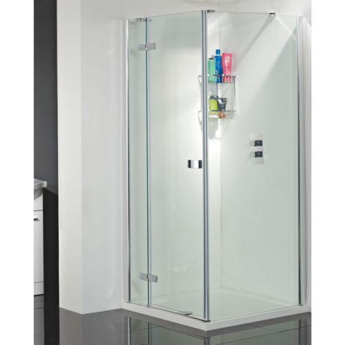 Phoenix Idyllic Shower Corner Door LH with side panel
