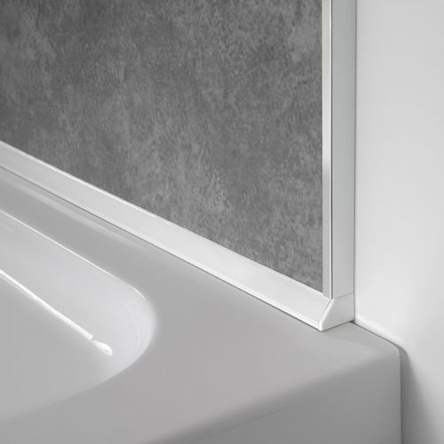 Showerwall Sureseal Shower Panel 4 Point Sealing Trim