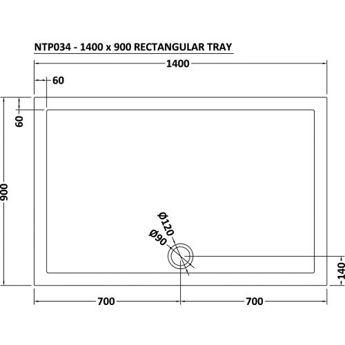 1400x900 Technical drawing