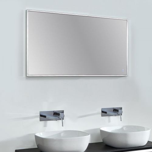 1000x550mm Phoenix Bordo mirror MI086