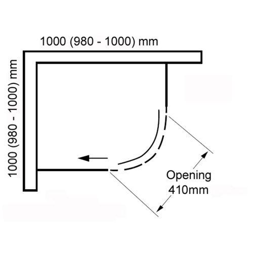 Elite 1000mm Quad Technical