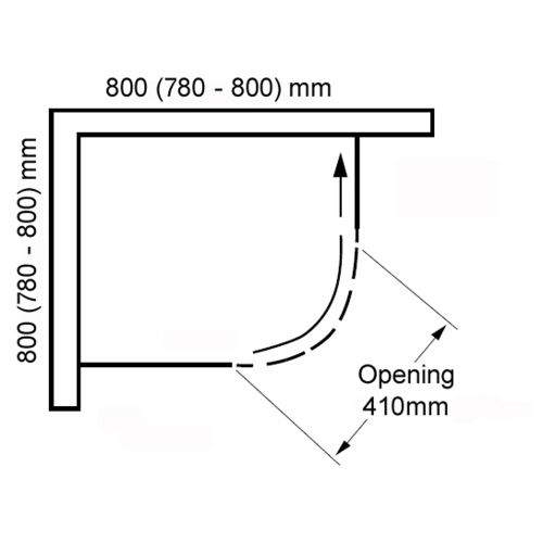Elite 800mm Quad Technical