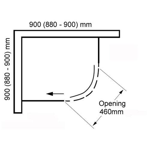 Elite 900mm Quad Technical