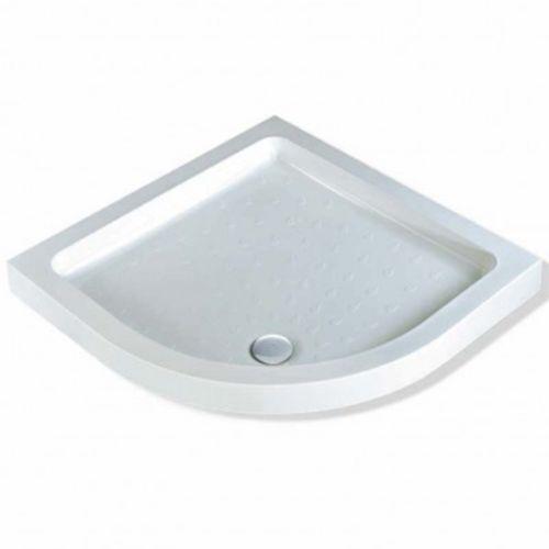 80mm Deep Quadrant Shower Tray