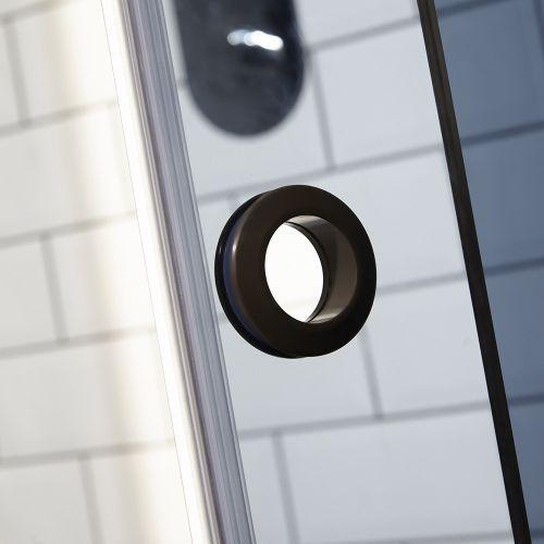 Aquaglass Sphere handle insert detail