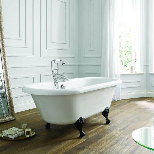 Hebden Double-Ended Freestanding Bath