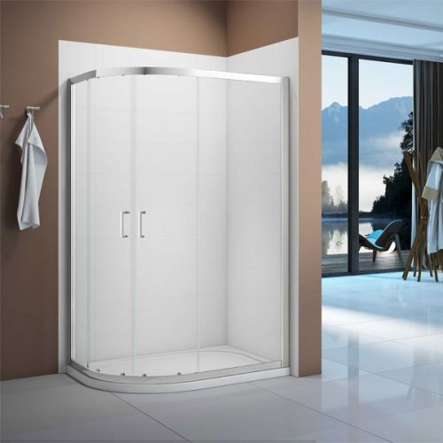 Merlyn Vivid Boost Offset Quadrant Shower Enclosure