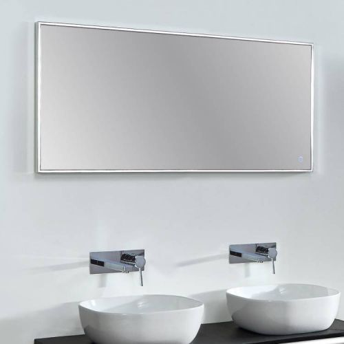 1200x550mm Phoenix Bordo  mirror MI087