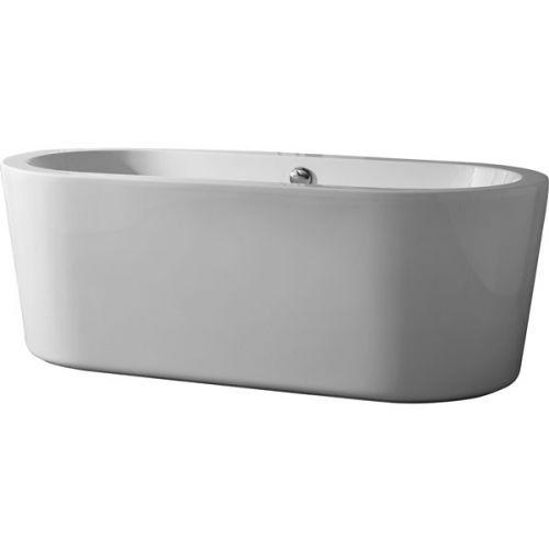 EB121 Freestanding Pebble Bath