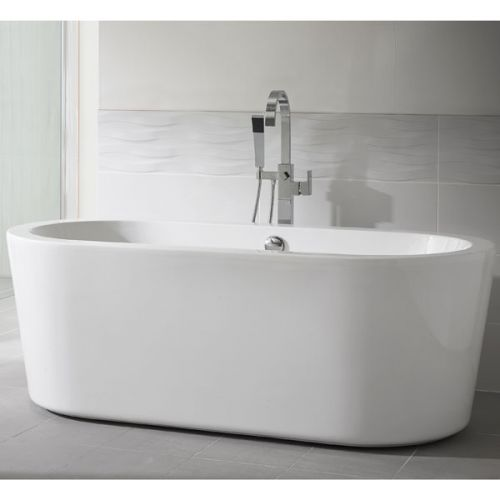 Essential Pebble Freestanding Bath