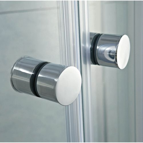 Close up of Motion door handle style
