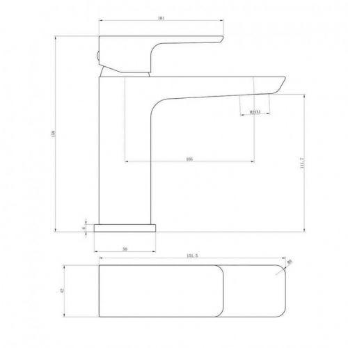 Scudo Muro technical image