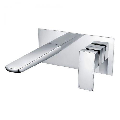Scudo TAP248 Muro wall mounted basin mixer tap