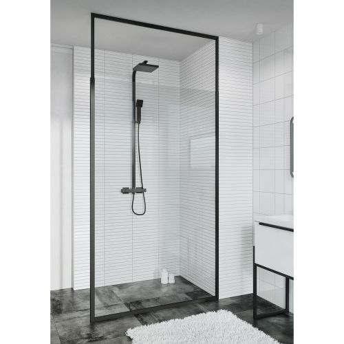 Shield Mono Floor To Ceiling Shower Screen Frame