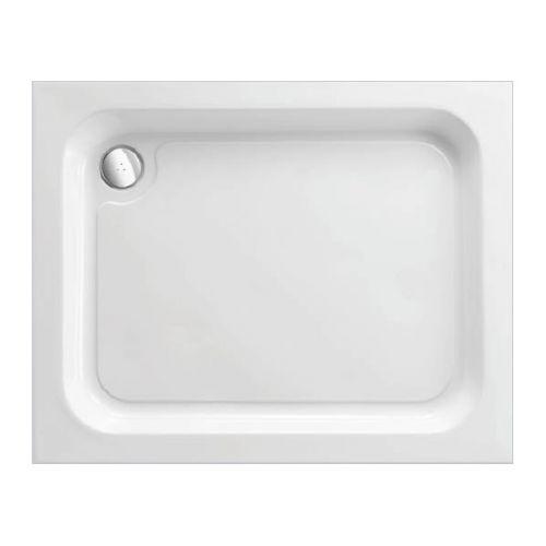 Aquaglass Deep Rectangular shower tray top view