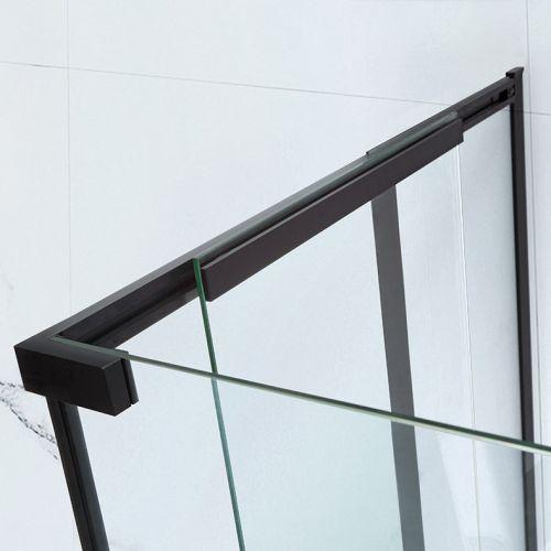 Aquaglass Onyx roller track detail