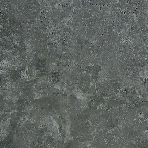 Aquaglass Matt Concrete Dark Grey PVC Shower Panel