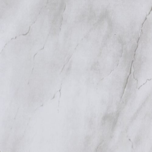 Aquaglass Light Grey Marble PVC Shower Panel