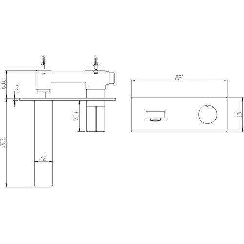 BIQ230147GBFG Technical drawing