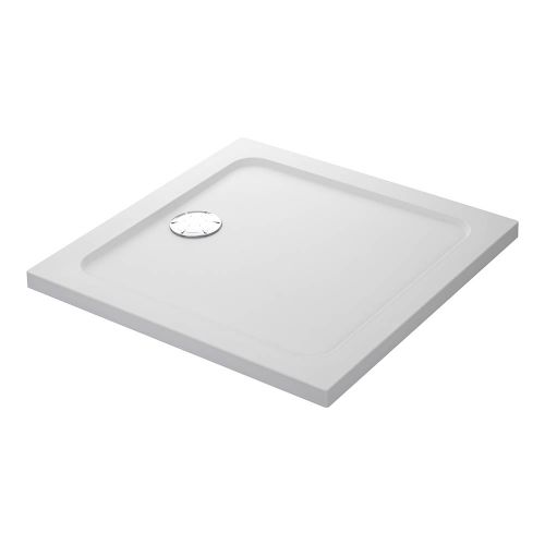 Mira Flight Safe Square Anti Slip Shower Tray