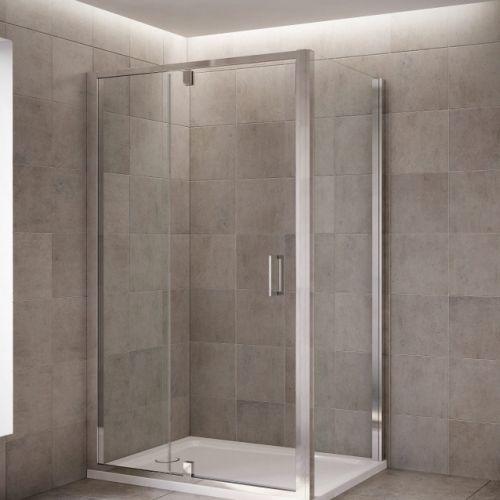 Mira Leap single door sliding shower door
