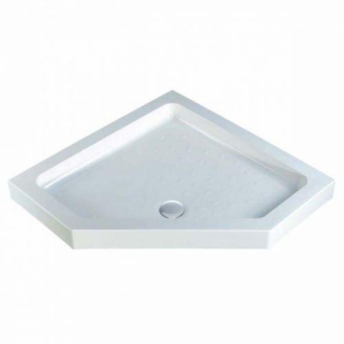 MX Classic Pentangle Shower Tray