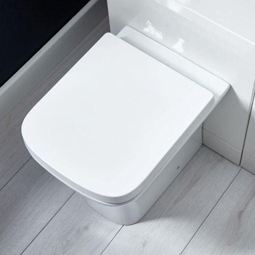 Scudo Lanza BTW Toilet overhead shot