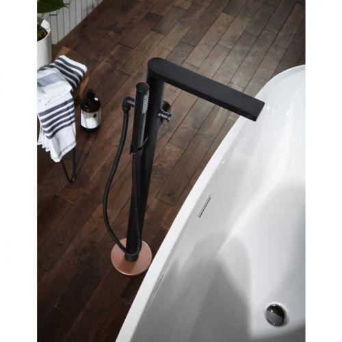 Aquaglass Velar Freestanding Shower Mixer