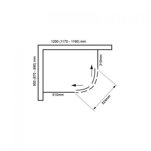 Vivid boost 1200x900 offset quadrant technical drawing