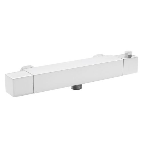 Ultra Contemporary Thermostatic Shower Bar Valve