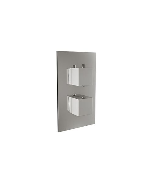 Shield Concealed Square Shower Valve