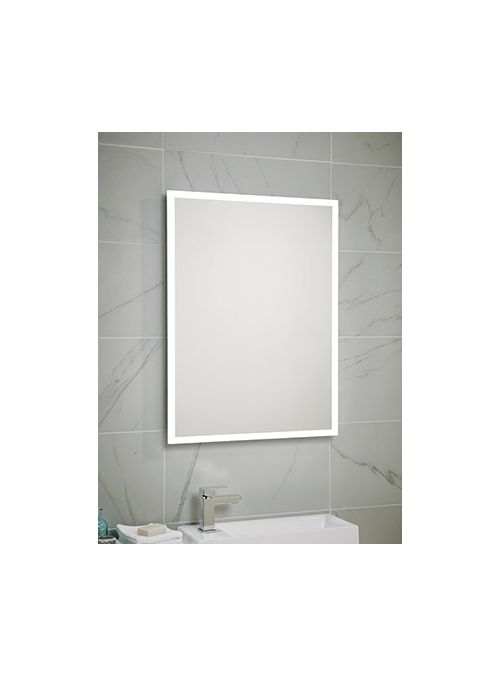 Shield Mosca Illuminated Bathroom Mirrors In 3 Sizes